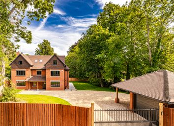 Thumbnail 6 bed detached house for sale in Icknield Lodge, Goring On Thames