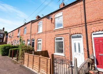 Thumbnail 2 bedroom terraced house for sale in Cross Street, Retford
