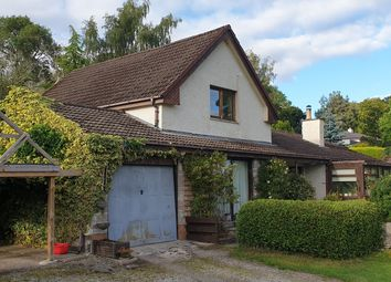 Thumbnail 4 bed detached house for sale in Brae, Dingwall