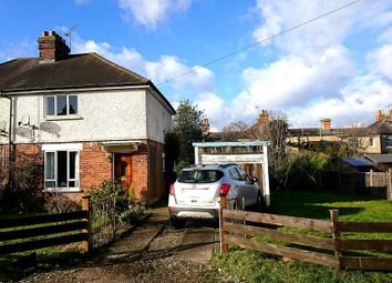 Thumbnail 3 bedroom semi-detached house for sale in Priory Lane, Hartley Wintney, Hook
