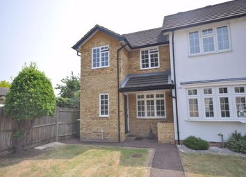 Thumbnail 3 bed end terrace house to rent in Dunsmore Court, Dunsmore Road, Walton-On-Thames, Surrey