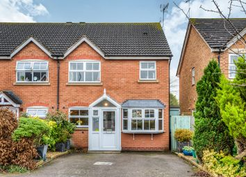 Thumbnail 3 bed semi-detached house for sale in Millennium Way, Wolston, Coventry