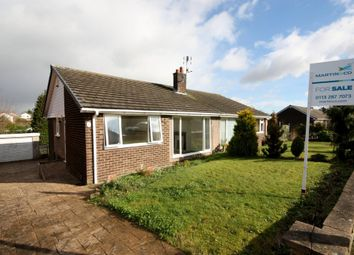 Thumbnail 2 bed semi-detached bungalow for sale in Highfield Drive, Garforth, Leeds