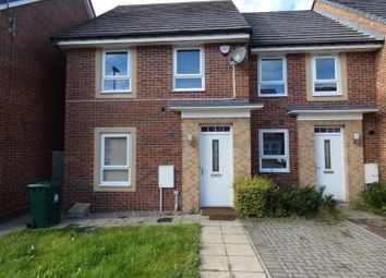 Thumbnail 3 bed end terrace house to rent in Ryder Court, Killingworth, Newcastle Upon Tyne