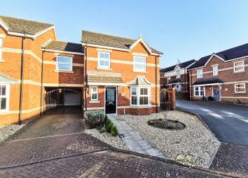 Thumbnail 4 bed property for sale in Plough Drive, Market Rasen