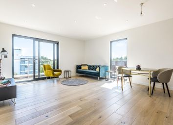 Thumbnail 1 bed flat for sale in Keswick Heights Penthouses, Putney
