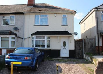 Thumbnail 3 bed end terrace house for sale in Moors Mill Lane, Tipton