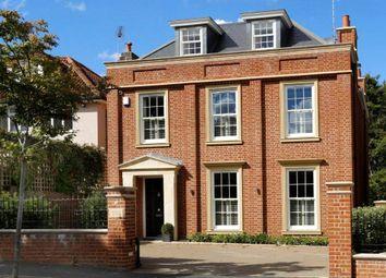 Thumbnail 5 bed detached house for sale in Lancaster Gardens, Wimbledon Village