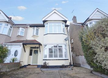 Thumbnail 3 bed semi-detached house for sale in Sandringham Road, Southend-On-Sea, Essex