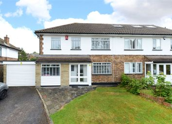 Thumbnail 4 bed semi-detached house for sale in Orleans Road, London