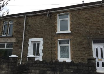 Thumbnail 3 bed terraced house to rent in Church Road, Llansamlet, Swansea