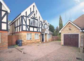 Thumbnail 6 bed detached house for sale in Herm Close, Osterley
