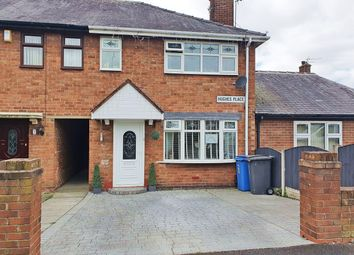 2 bed terraced house for sale in Hughes Place, Warrington WA2