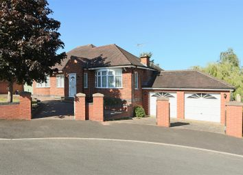 Thumbnail 3 bed detached bungalow for sale in Broadway East, Carlton, Nottingham