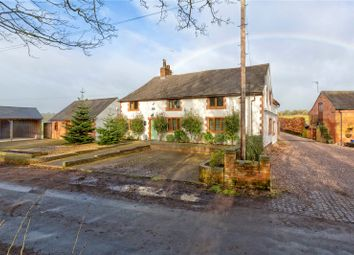 Thumbnail 6 bed detached house for sale in Brockton, Eccleshall, Stafford