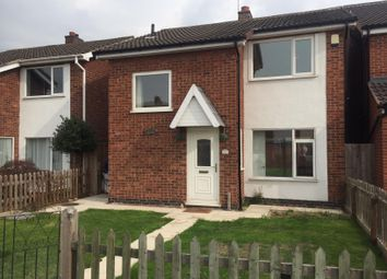 Thumbnail 3 bed property to rent in Woodmans Way, Shepshed, Loughborough