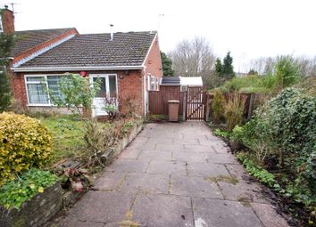 Thumbnail 2 bed semi-detached bungalow for sale in Fairhaven Grove, Birches Head, Stoke-On-Trent
