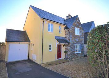 Thumbnail 4 bed detached house for sale in Boconnoc Avenue, Callington, Cornwall