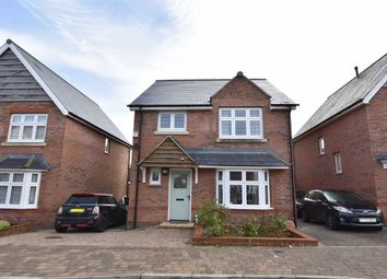 Thumbnail 4 bed detached house for sale in Leader Street, Cheswick Village, Bristol