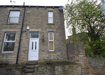 Thumbnail 1 bed end terrace house for sale in Kirkgate, Hanging Heaton, Batley