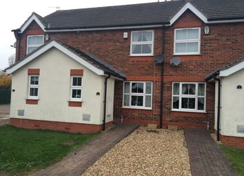 Thumbnail 2 bed town house to rent in Finchley Court, Grimsby