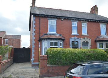 Thumbnail 4 bed semi-detached house for sale in Beechfield Avenue, Blackpool