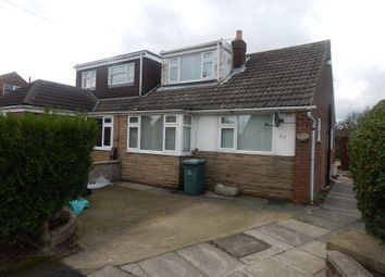 Thumbnail 3 bed bungalow to rent in Manor Farm Drive, Soothill