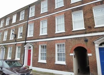 Thumbnail 1 bed flat for sale in York Row, Wisbech