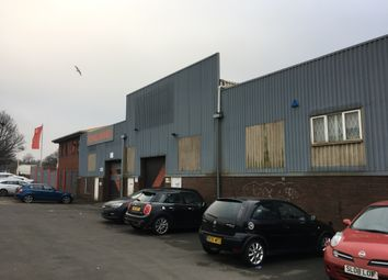 Thumbnail Industrial for sale in Albion Road, West Bromwich