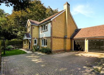 Thumbnail 4 bed detached house for sale in Strathcona Gardens, Knaphill, Woking, Surrey