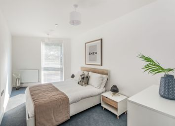 Thumbnail 3 bed flat for sale in The Birches, Crawley