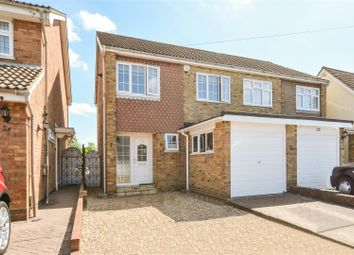 Thumbnail 3 bed semi-detached house for sale in Mount Pleasant Road, Collier Row, Romford