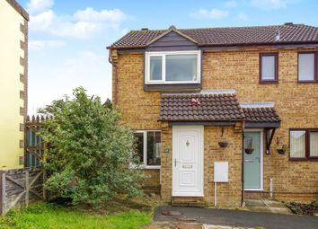 Thumbnail 2 bedroom end terrace house for sale in Woodend, Hanham, Bristol