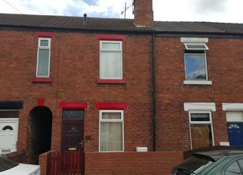 Thumbnail 2 bed terraced house to rent in Ashwood Rd, Parkgate, Rotherham