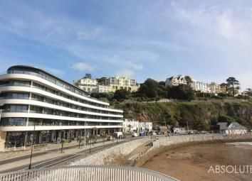 Thumbnail 2 bedroom flat to rent in Shedden Hill, Torquay