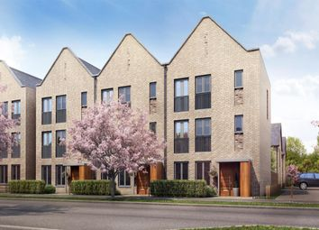 "Thumbnail 4 bed end terrace house for sale in ""Brambling"" at Hauxton Road, Trumpington, Cambridge"