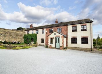Thumbnail 4 bed cottage for sale in Woodhouse Lane, Emley, Huddersfield