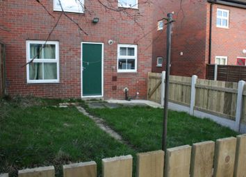 Thumbnail 4 bedroom end terrace house to rent in Eltham Rise, Woodhouse, Leeds