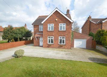 Thumbnail 4 bed detached house for sale in Low Moorgate, Rillington, Malton