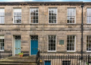 Thumbnail 5 bed terraced house for sale in 10 Warriston Crescent, Edinburgh