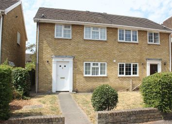 Thumbnail 4 bed semi-detached house for sale in Victoria Mews, St. Judes Road, Englefield Green, Egham
