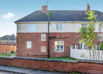 Thumbnail 3 bed semi-detached house to rent in Laurel Terrace, Skellow, Doncaster