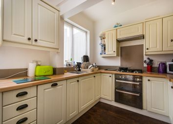 Thumbnail 4 bedroom terraced house to rent in Cromer Road, London