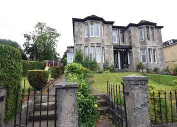 Thumbnail 2 bedroom flat for sale in Rosslyn Avenue, Rutherglen, Glasgow