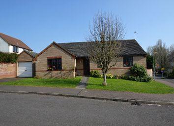 Thumbnail 3 bedroom detached bungalow for sale in Plantation Road, Fakenham, Norfolk.
