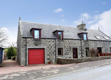 Thumbnail 3 bed semi-detached house for sale in Auchnagatt, Ellon, Aberdeenshire