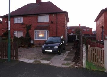 Thumbnail 3 bed semi-detached house for sale in Amesbury Circus, Aspley, Nottingham, Nottinghamshire