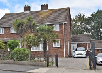 Thumbnail 3 bed semi-detached house for sale in Wayfield Road, Chatham