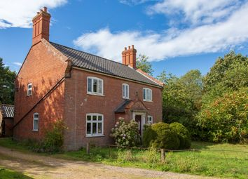 Thumbnail 4 bed detached house for sale in The Street, Alburgh, Harleston