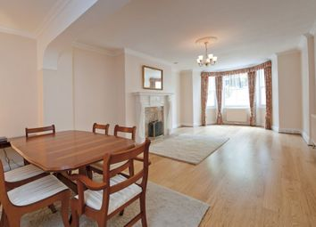 Thumbnail 3 bed flat to rent in Redcliffe Gardens, London